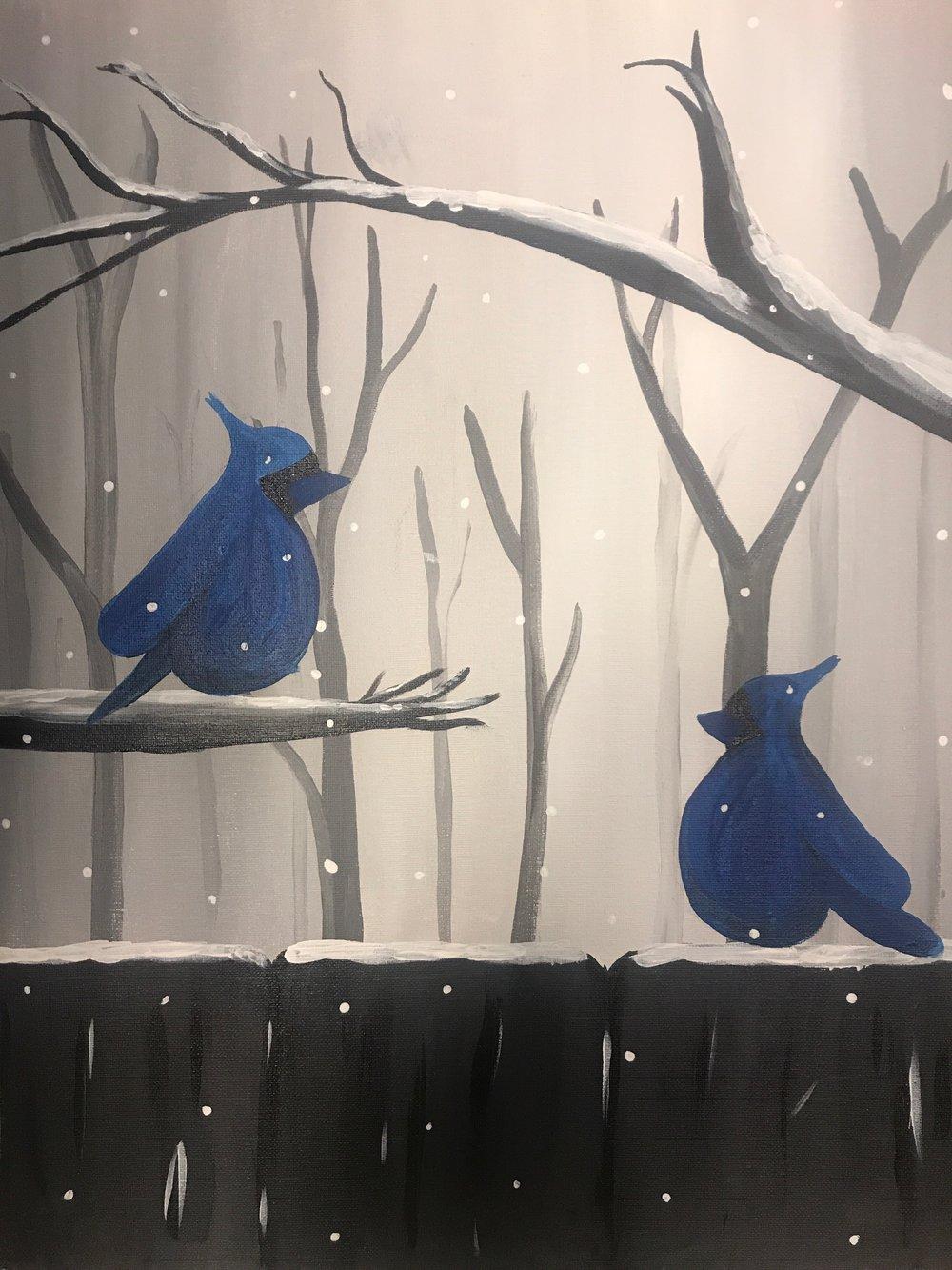 Jay Birds