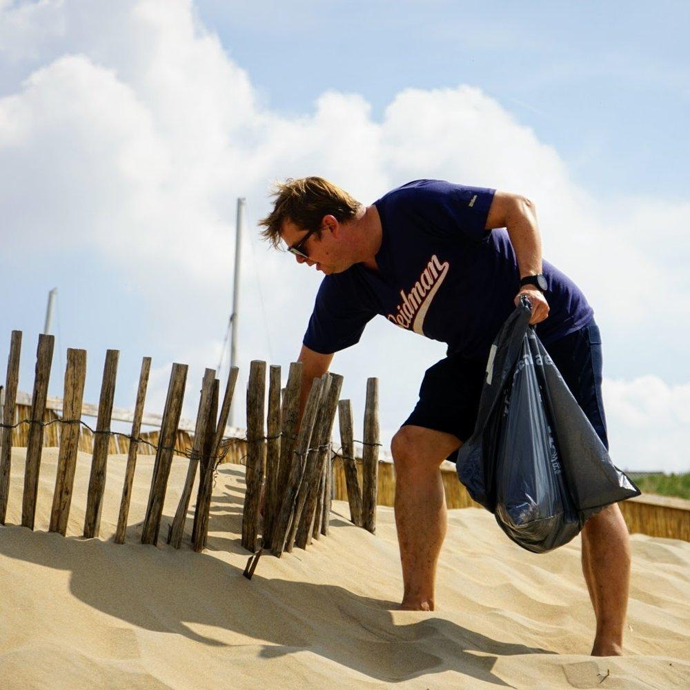 strandschoonmaak