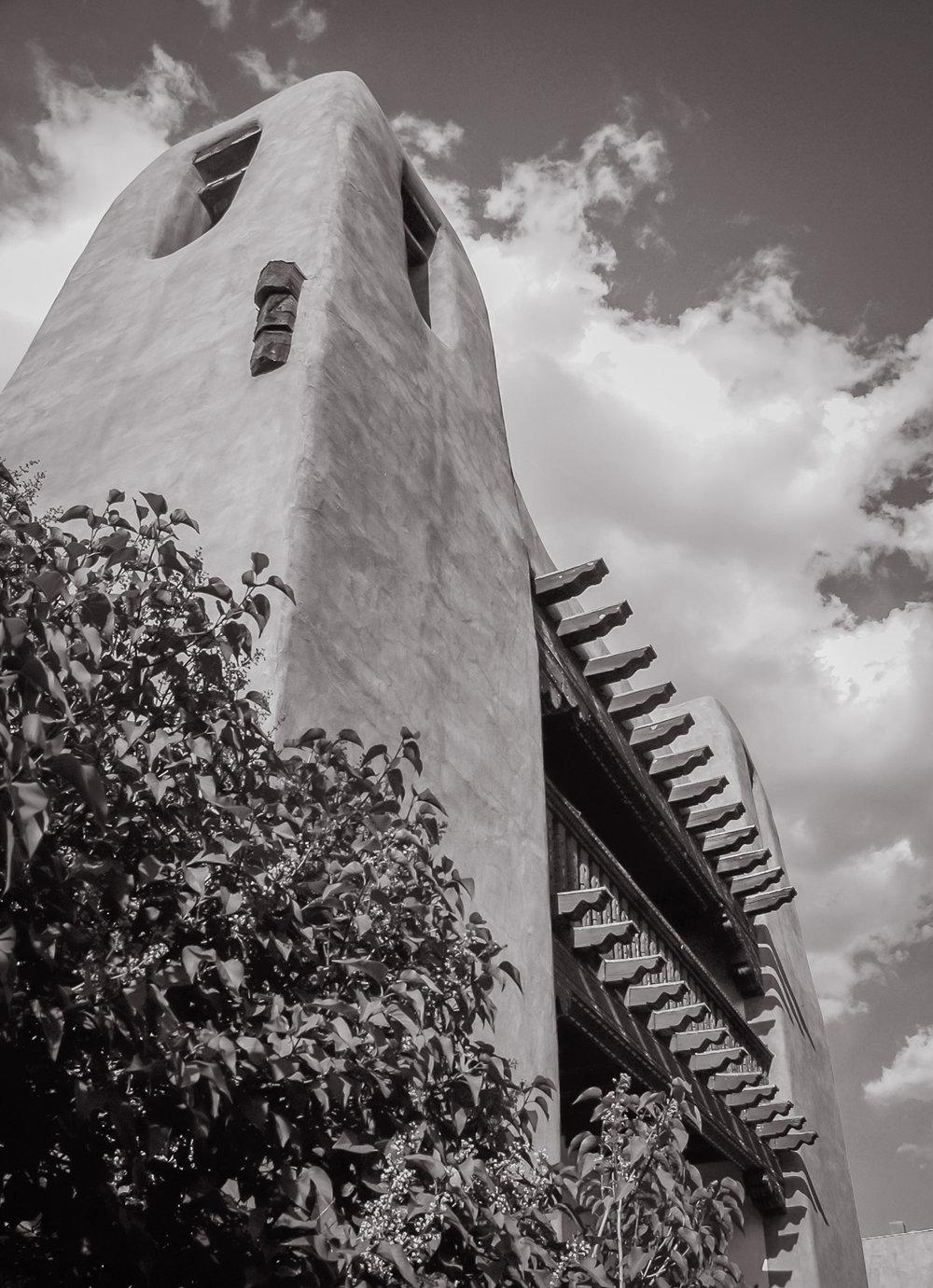St. Francis Tower  Santa Fe, NM