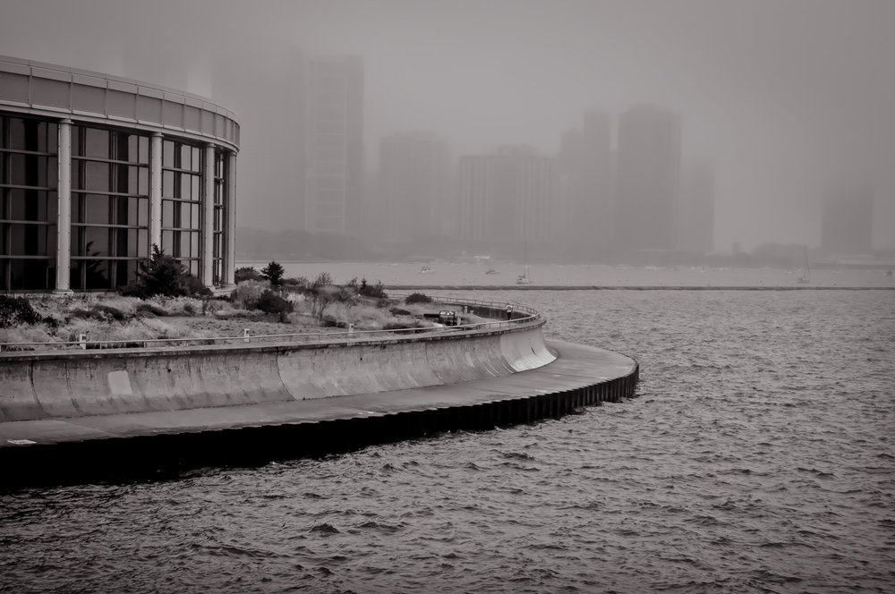 A Foggy Day  Chicago, IL