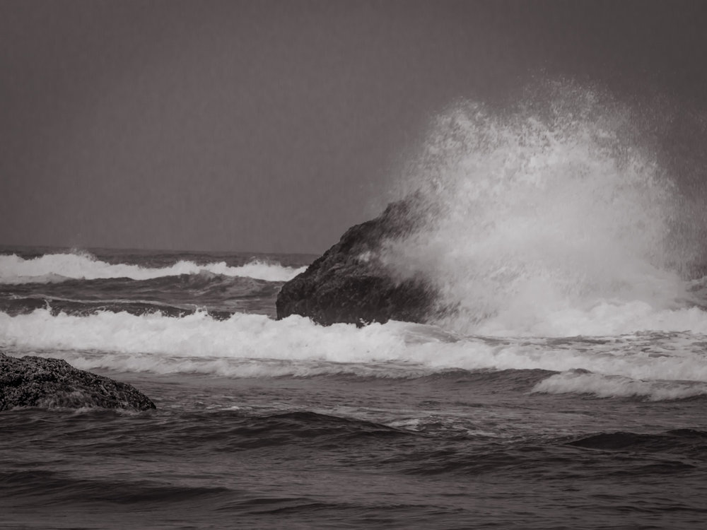 Splash  Oregon Coast