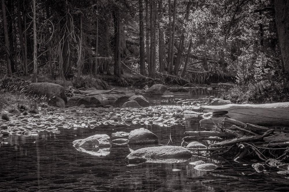 Upstream  South Lake, CA