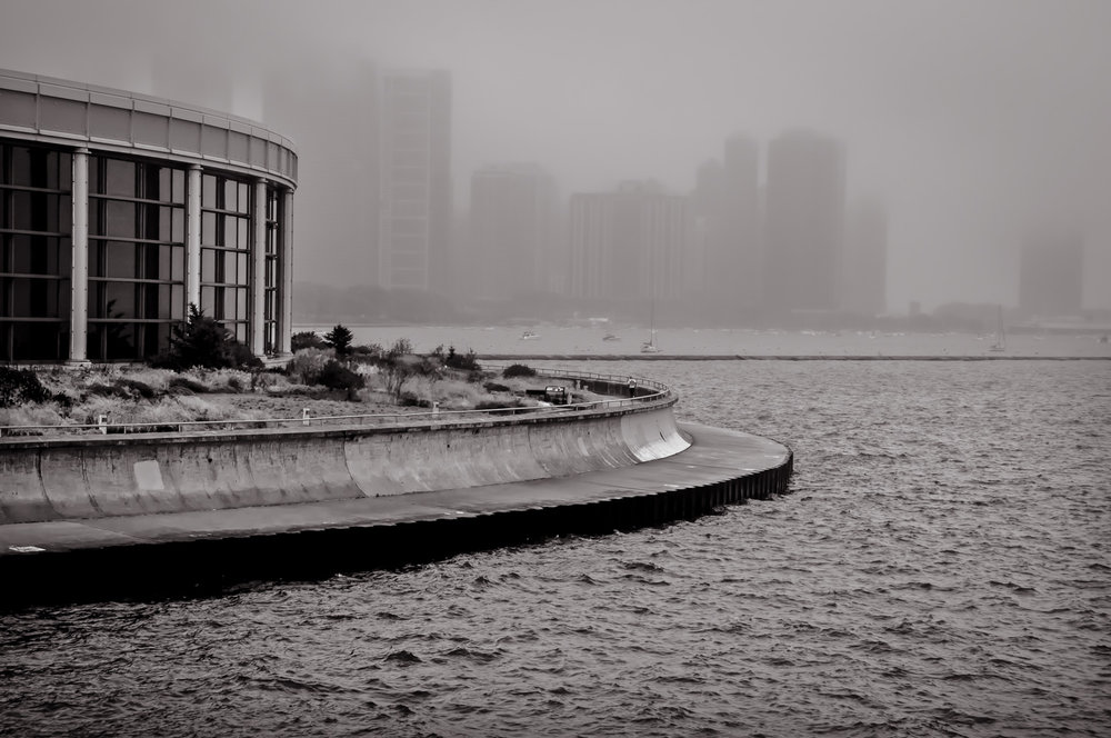 Foggy Day   Chicago, IL