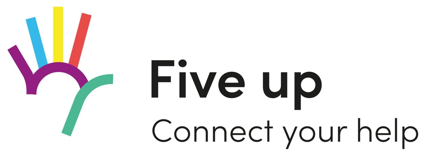 Five up - Connect your help