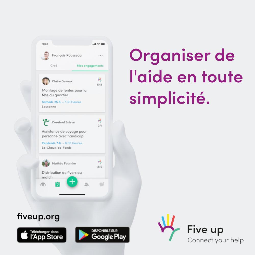Five up Community AG