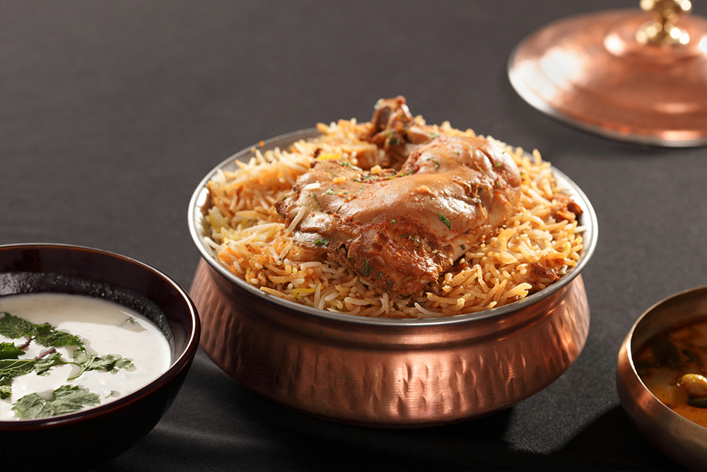 Quick Turkey Biryani -