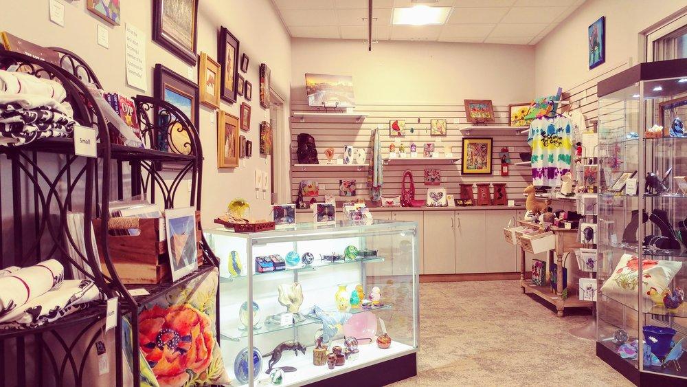 Gift shop -