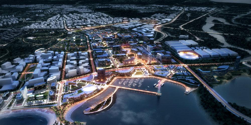 Qingdao Masterplan - Night.jpg