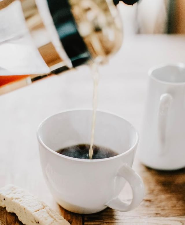 Top of the mornin' to ya! ☕️ I know I'm not the only one sipping on some caffeine this morning ☀️ Raise your hand in the comments if coffee is YOUR secret weapon too 🙋