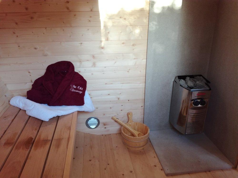 Fancy your own sauna?