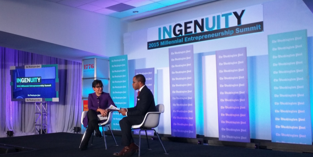 Penny Pritzker, U.S. Secretary of Commerce interviewed by Jonathan Capehart