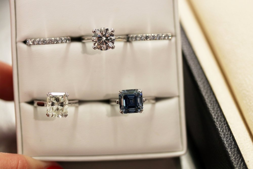 Ada Diamonds Engagement Rings and Wedding Bands