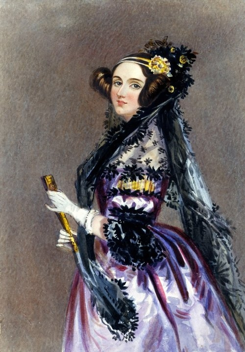 Lady Ada Lovelace, Enchantress of Numbers