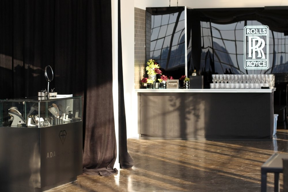 Ada Diamonds Rolls Royce Lab Created Diamonds Partnership