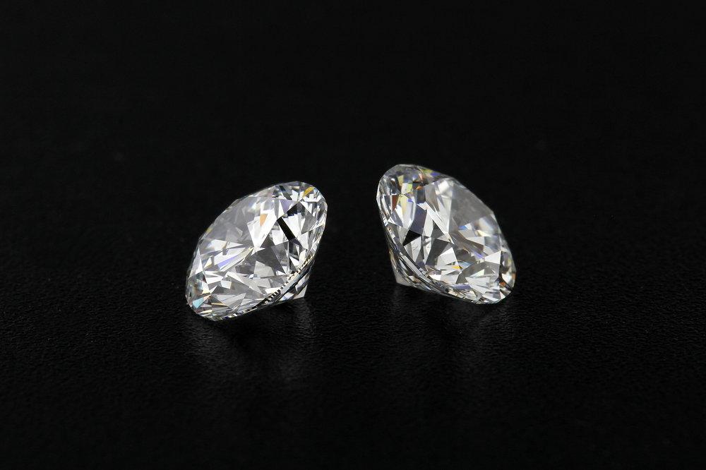 Four Cs of Lab Created Diamonds