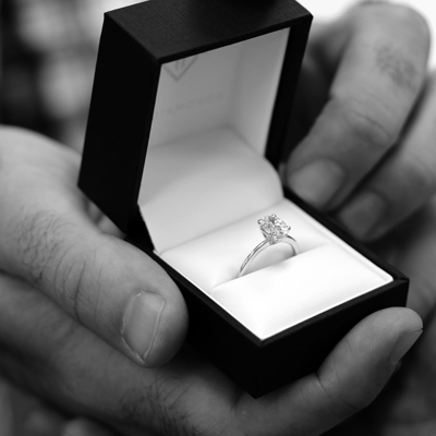 PROPOSAL SETTINGS   Simple solitaires eligible for free re-set Starting at $3,500 USD
