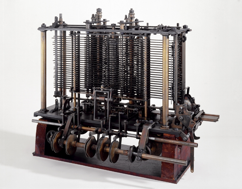 Charles Babbage's Analytical Engine