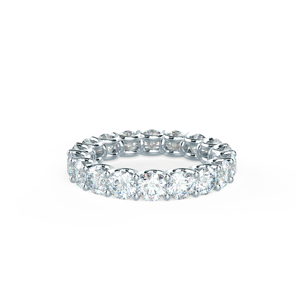 Eternity Bands Lab Created Diamond Wedding Rings