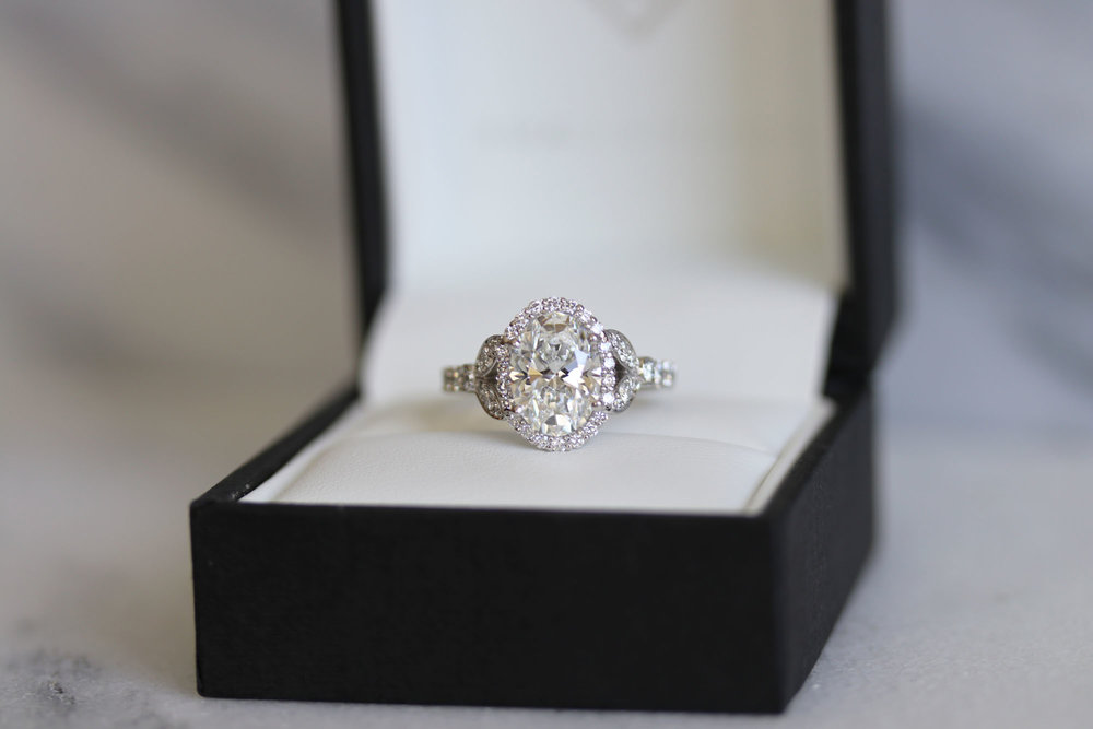 halo oval split shank lab grown diamond engagement ring.jpg
