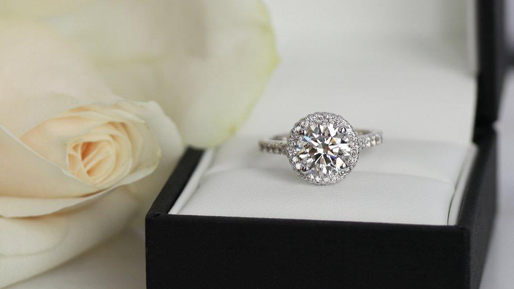 Custom Double  Halo Lab Diamond Engagment Ring.jpg