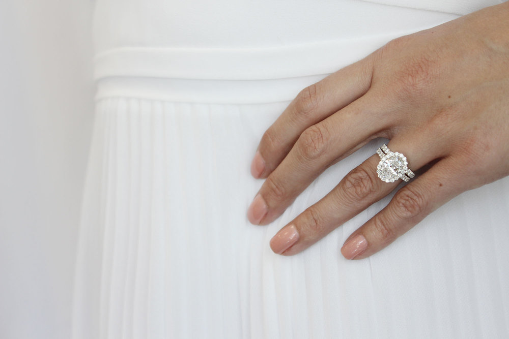 Our Favorite Oval Diamond Engagement Rings