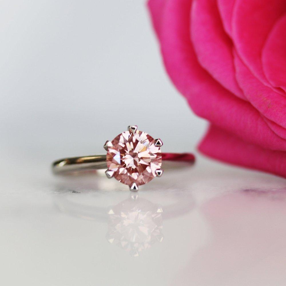 AD-067 Six Prong Solitaire Pink Diamond05.jpg