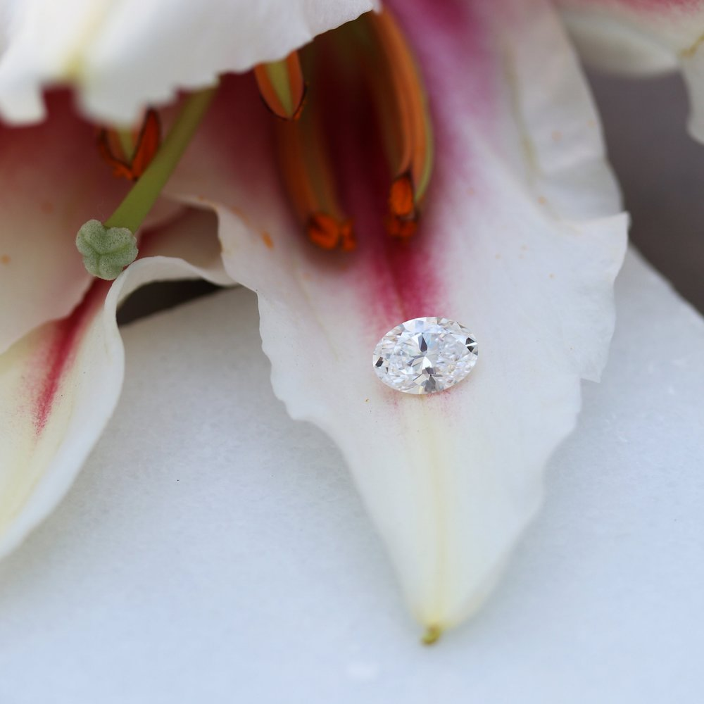 Loose Lab Created Diamonds Growth Process