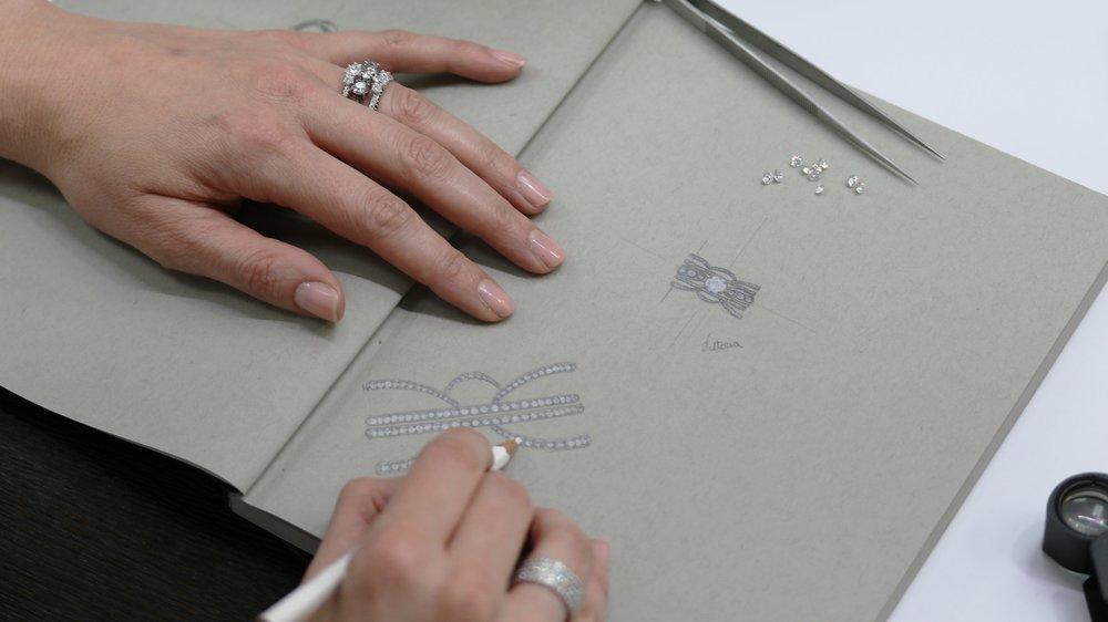 ada diamonds custom lab grown diamond engagement rings