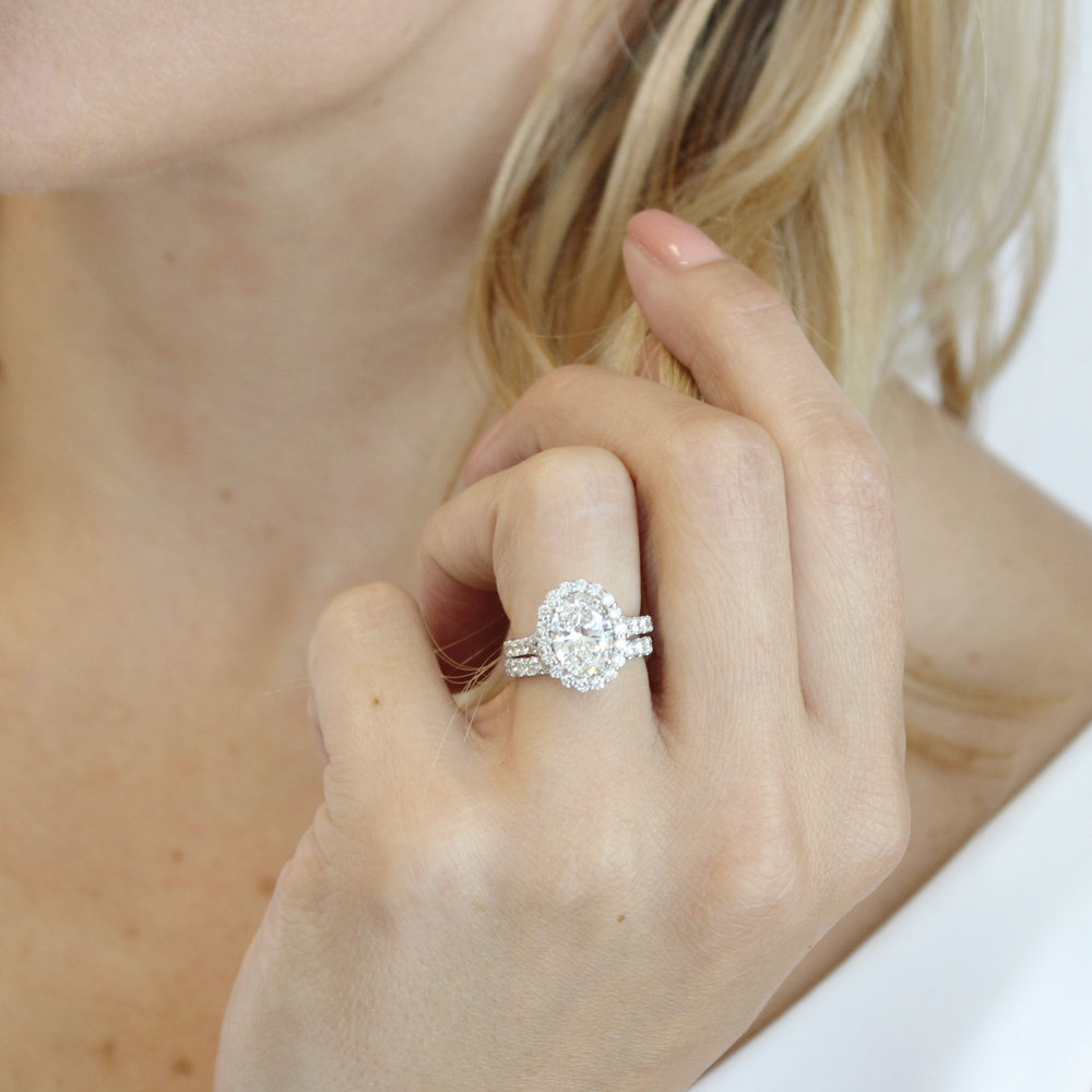 Laboratory Grown Diamond Engagement Rings