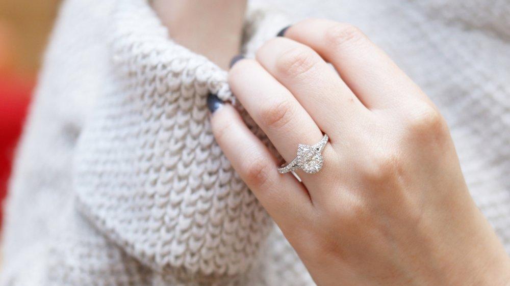 custom lab grown diamond solitaire engagement rings ada diamonds