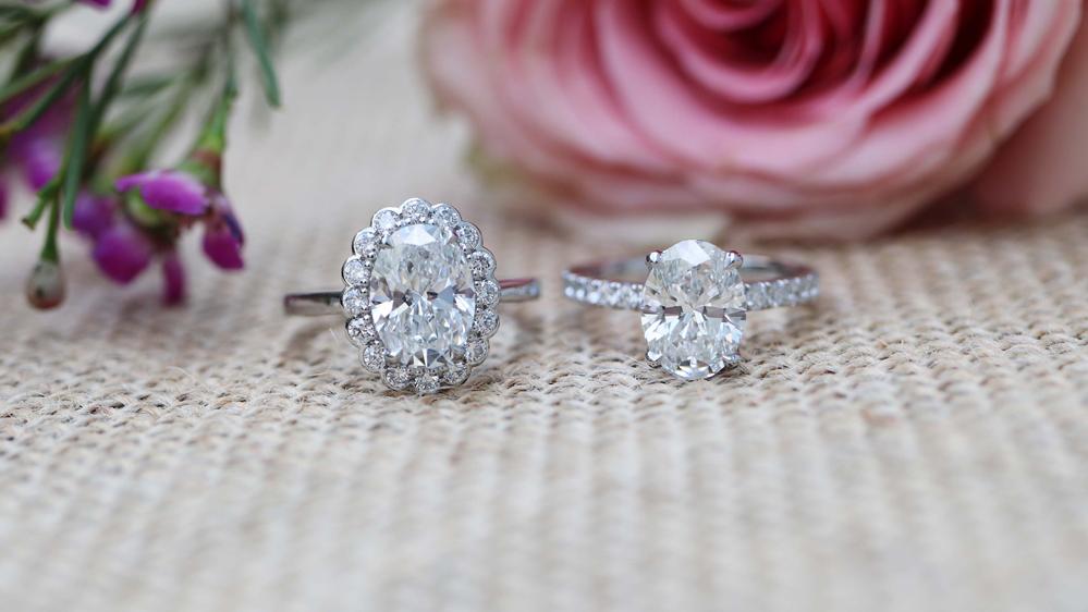 Custom Lab Created Diamond Ring Creation Process