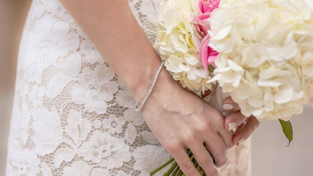 five carat lab diamond tennis bracelet ada diamonds