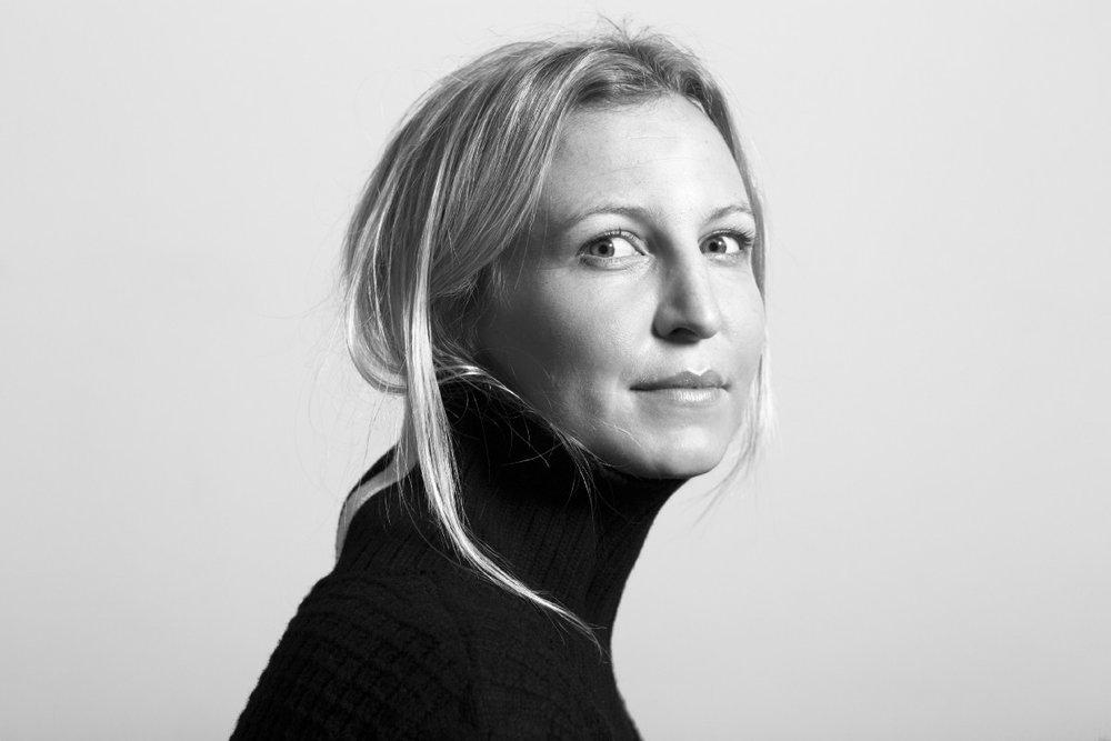 Above  Michelle Millar Fisher,  Photo by    Brigitte Lacombe    & Creative New York