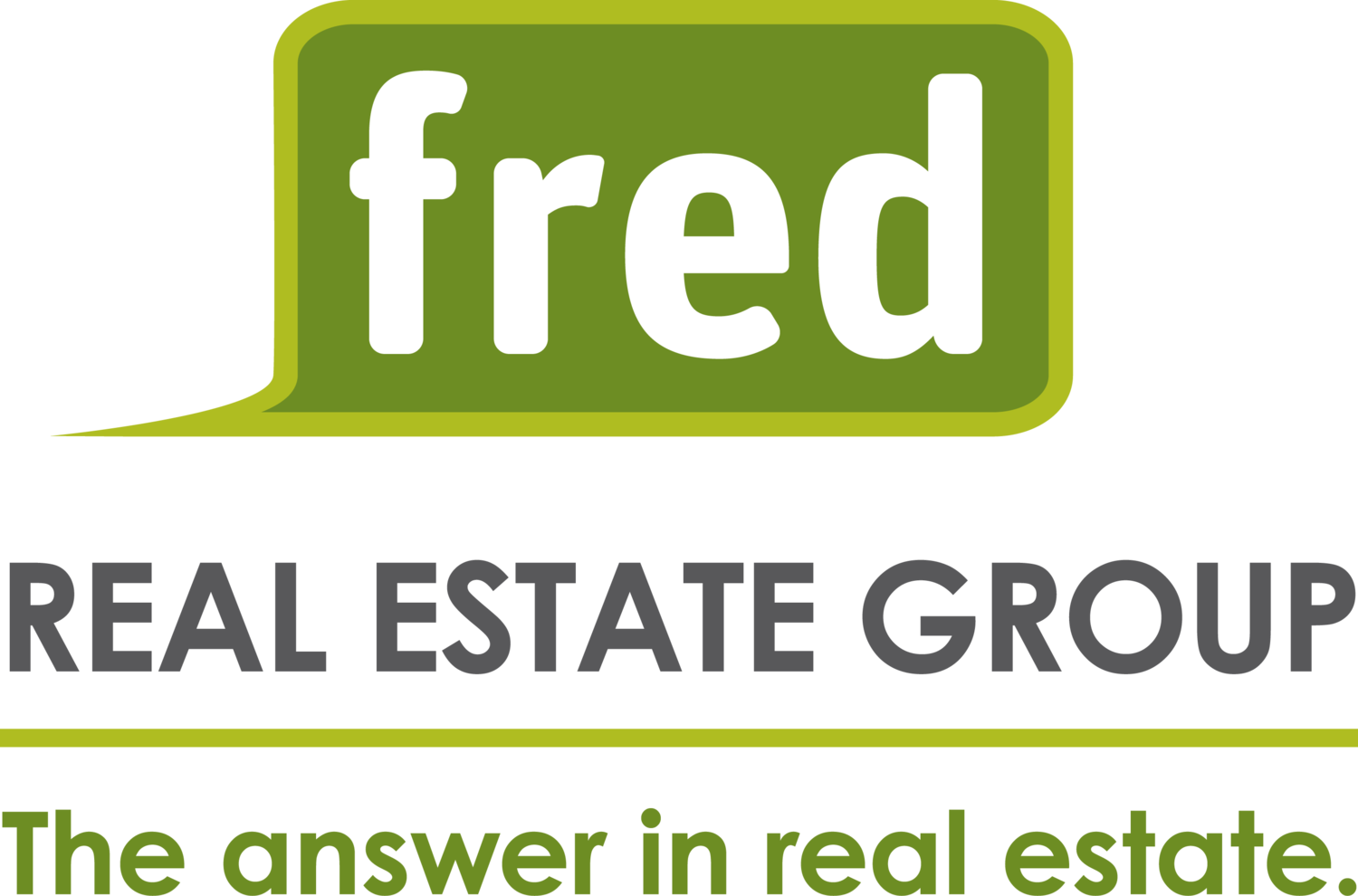 Client Feedback | Fred Real Estate Group