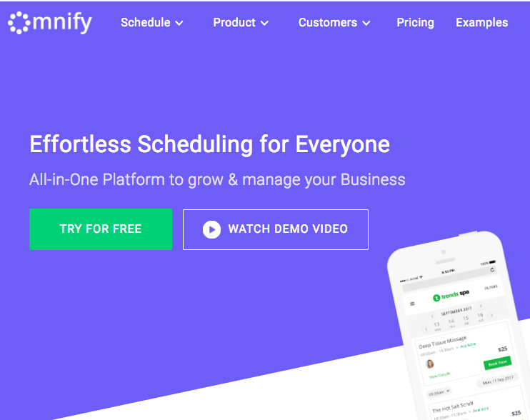 Learn how Omnify can take your small business to the next level.
