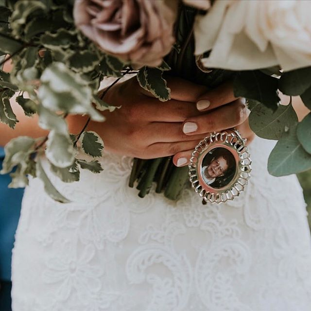 It is the small things that make your wedding day so special and unique. PC: @kaileemariephotography #memories #smallthingsinlife #lovedones #weddingday