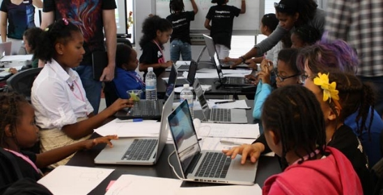 Code has a place in the classroom! Along with other science classes, coding teaches students how to think critically and solve problems.