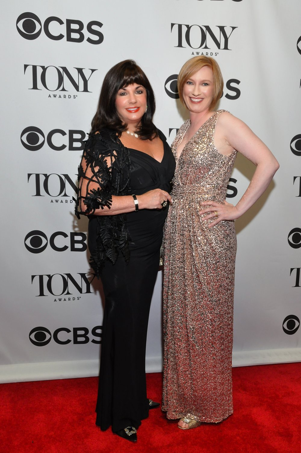 CSM and HH at the Tony Awards.jpg