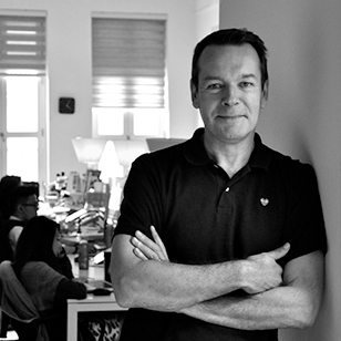 CHARLIE BLOWER  CO-FOUNDER/MANAGING PARTNER BLAK LABS SINGAPORE -