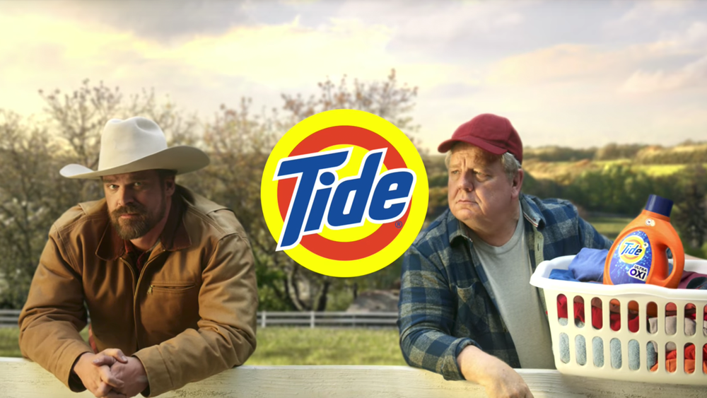 It's A Tide Ad Campaign