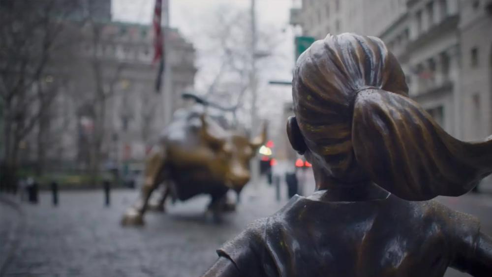 Copy of Fearless Girl