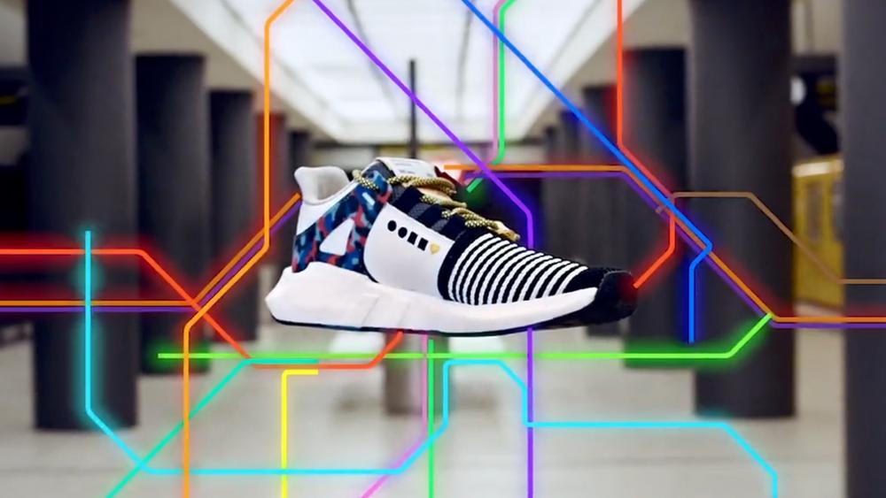 BVG x adidas - The Ticket-Shoe