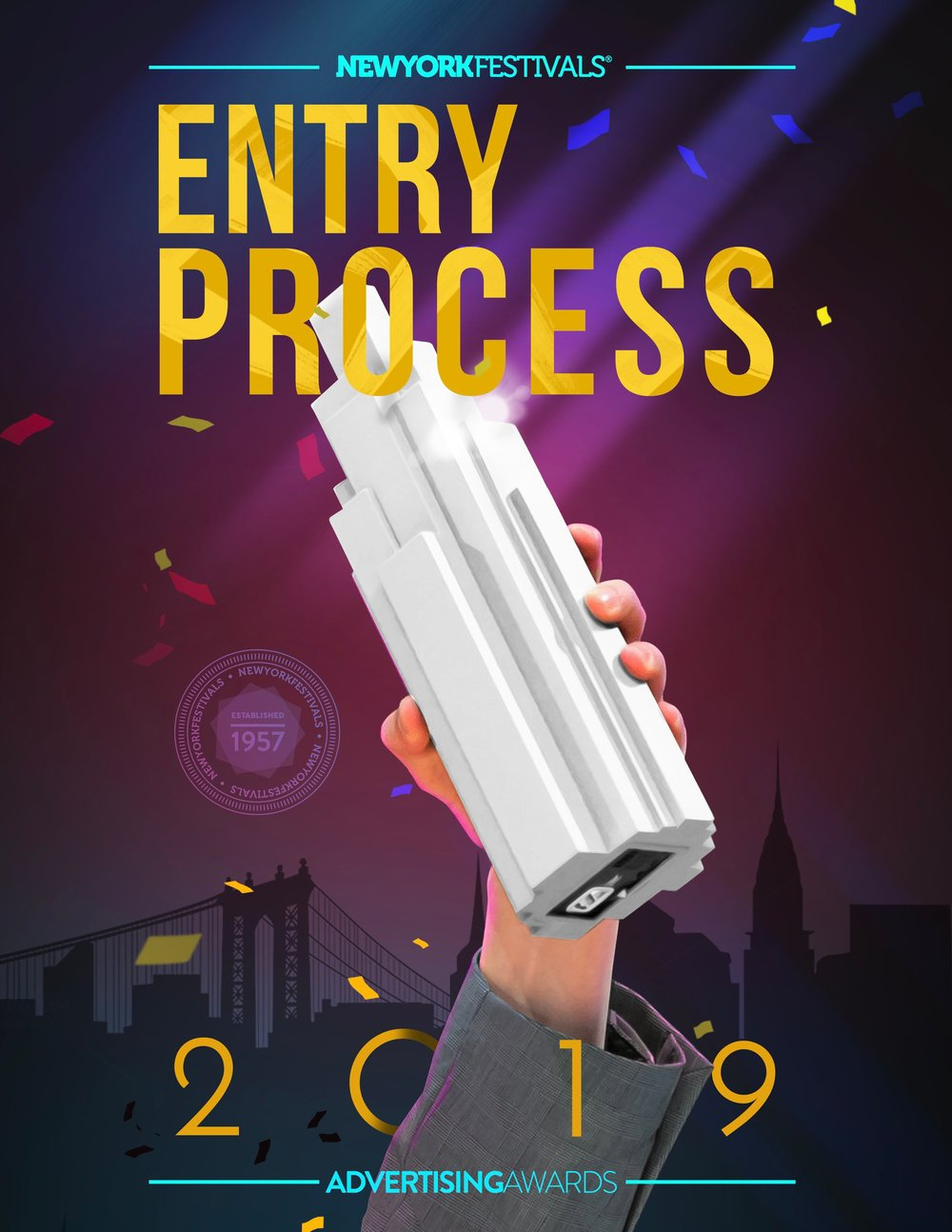 Learn more about our simple, easy entry process. Here we provide screen grabs, and additional information to make your entry process as efficient and fast as possible. -