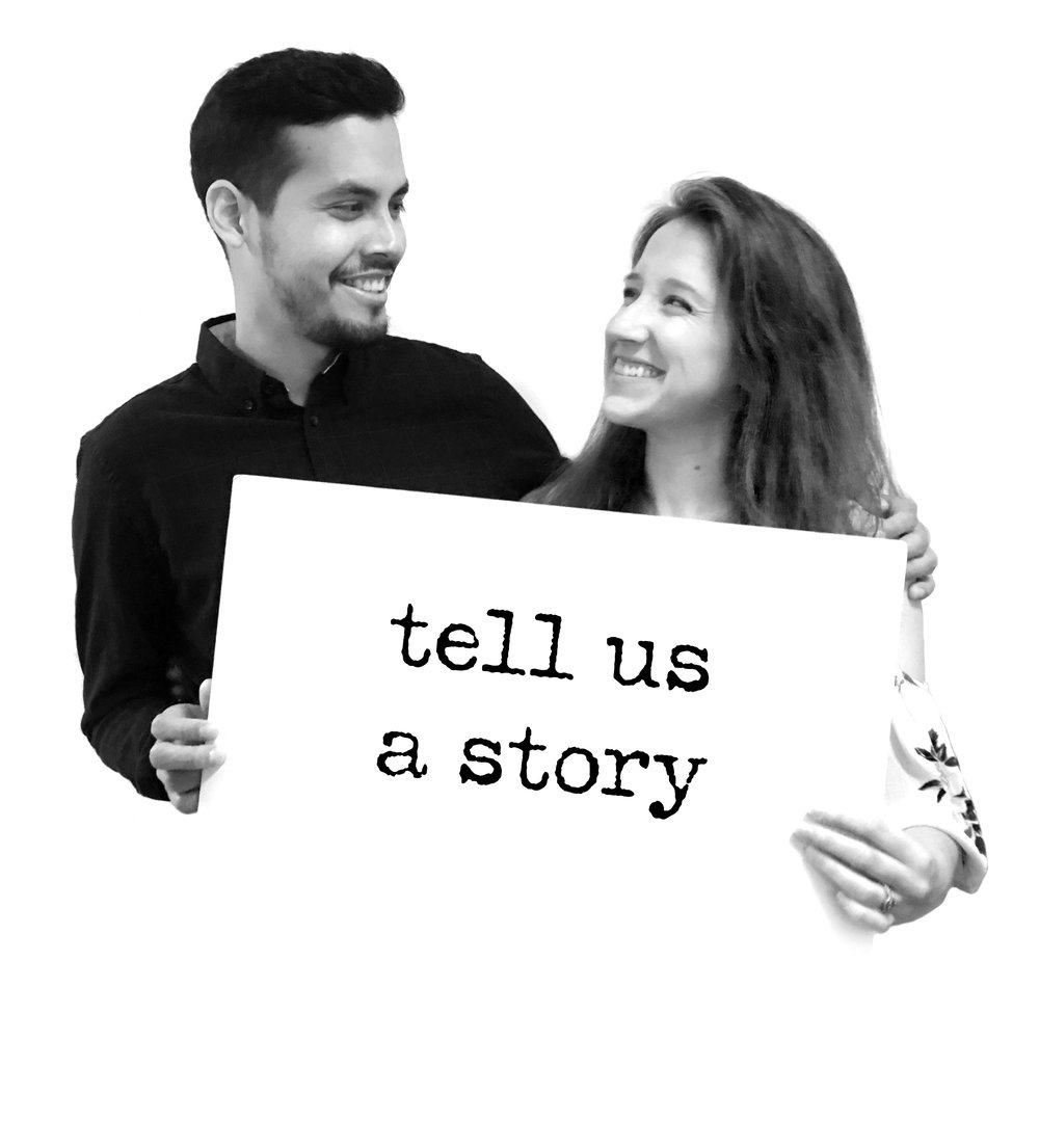 - we all come from somewhere. share a story and it may be featured on our short stories page.