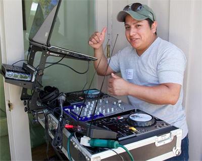 Miguel Ventura, DJ