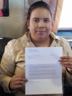 Marta Marcos                Goal: Pre-school Teacher