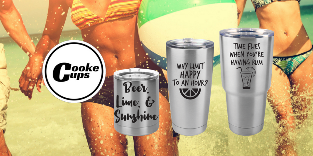 Cooke Cups Summer Facebook Cover Photo