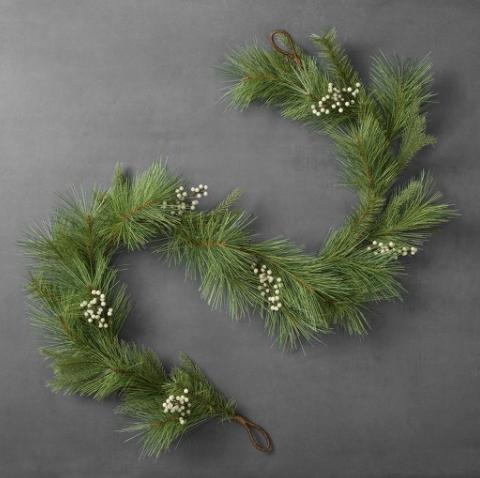 pine garland