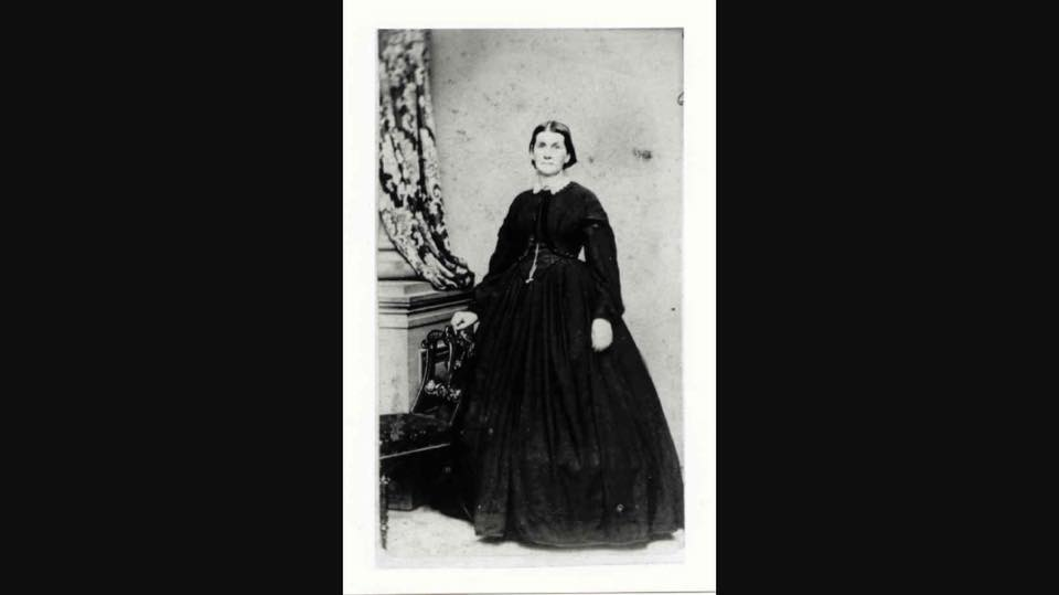 Elizabeth Stiles - Elizabeth Stiles watched her husband as he was murdered in cold blood by a Confederate sympathizer. Legend has it, Elizabeth was said to be