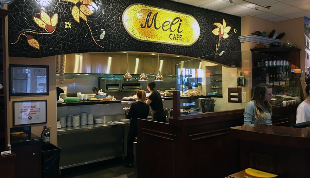 Meli Cafe - River North    ±5,500 sf   540 N Wells Street | Chicago